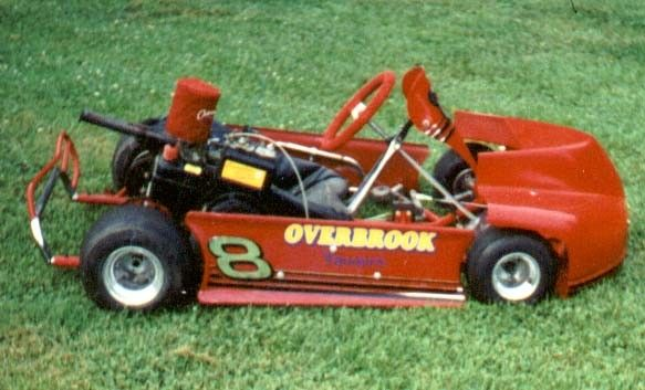 I must have had 20 or more of them in the go-kart racing days!