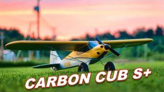 BEST Beginner RC Plane 2018 - HobbyZone Carbon Cub S+ Airplane - TheRcSaylors