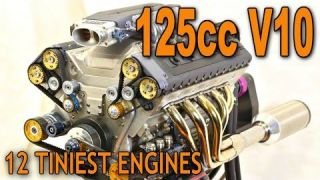12 Most Amazing Miniature Engines In The World