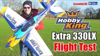 HobbyKing Extra 330 LX (Avios and RCGroups.COM): ESSENTIAL RC FLIGHT TEST